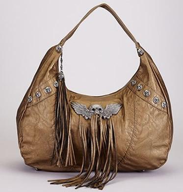 A G Rock N Roll Couture Daisy Handbag
