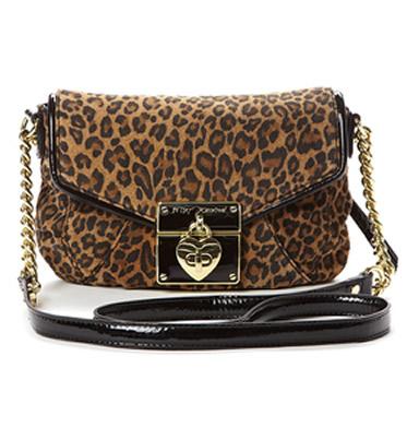 ... Cheetah Babe Crossbody. BETSEY JOHNSON Cheetah Babe Crossbody1.jpg 468acf48afb6e