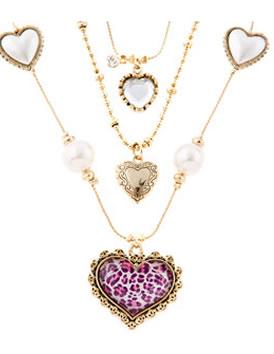 BETSEY_JOHNSON_Pink_Leopard_Heart_Multi-Strand_Necklace1.jpg
