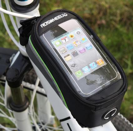 Bicycle Waterproof Cell Phone Bag