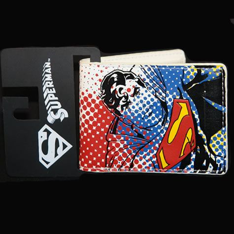 Dc Comics Superman Wallet