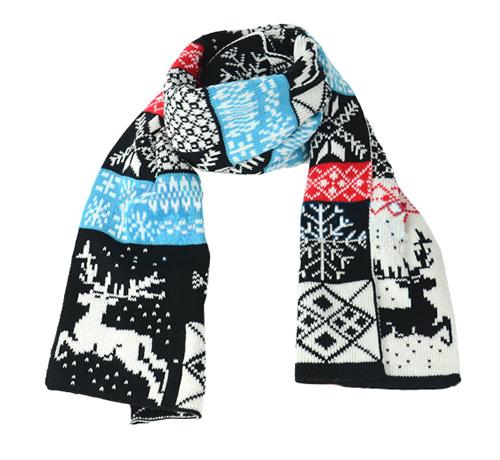 Colorful-Deer-Snowflake-Scarf-1.jpg