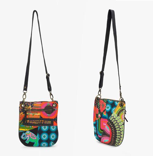 Desigual Galactic Elephant Handbag1 Jpg