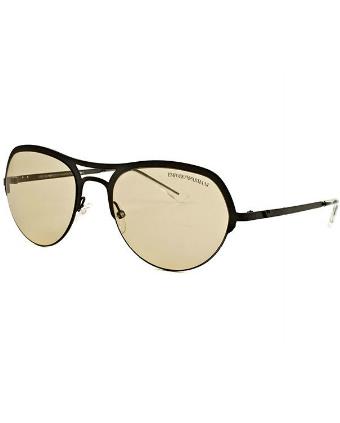 e2399061fd2e Emporio Armani Aviator Unisex Sunglasses
