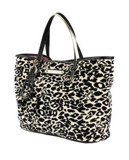 Juicy Couture Leopard Pammy Tote1 Jpg