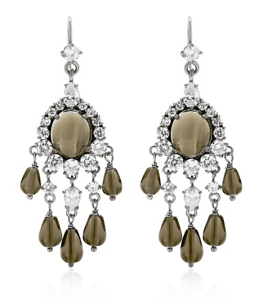 Juicy couture rhinestone chandelier earrings juicy couture rhinestone chandelier earrings1g aloadofball Images