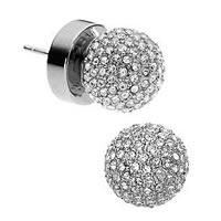 Michael Kors Pave Stud Earrings