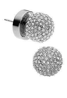 Michael Kors Pave Ball Stud Earrings1 Jpg