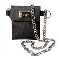 Michael Kors Delancy Belt Chain Bag