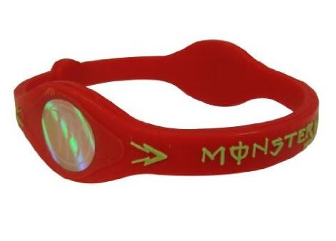 Monster Energy Bracelet Red Jpg