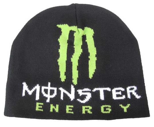 4c9c58d95d20c Monster Energy Black Beanie
