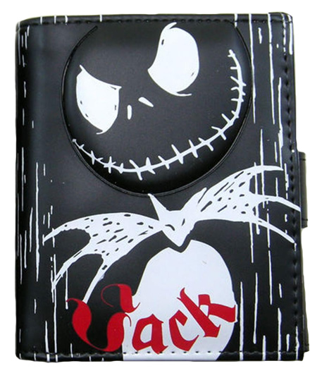 nightmare before christmas tri fold wallet jack1jpg - Jack Nightmare Before Christmas