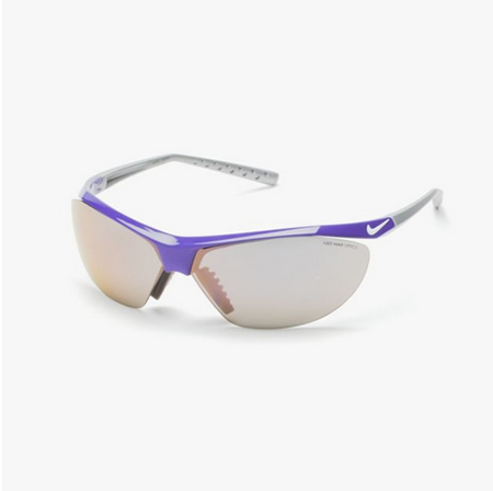 Running Sunglasses Womens  nike women s running impel swift sunglasses in purple