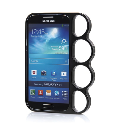 online store 24019 05bd9 Samsung Galaxy S4 Knuckle Phone Case