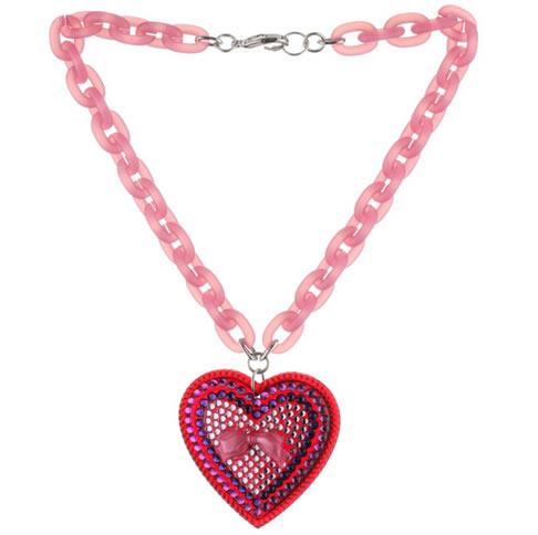 Tarinatarantinoclassiccherrylargeheartpendantwithlucitebow1g large heart pendant with lucite bow tarinatarantinoclassiccherrylargeheartpendantwithlucitebow1g mozeypictures Choice Image