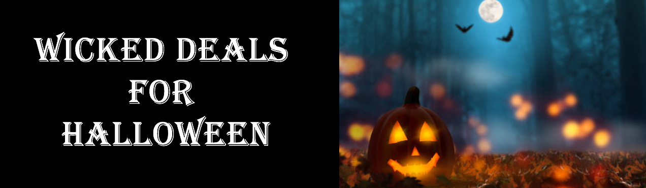 Wicked Deals for Halloween