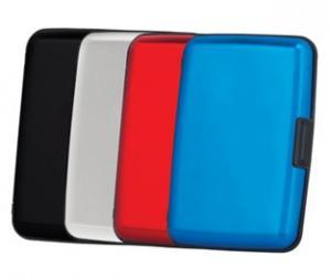 Aluminum Wallet - RFID Blocking Case