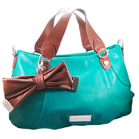 Betsey-Johnson-Bow-Tied-Teal-Satchel-Handbag0.jpg