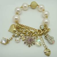 Betsey_Johnson_Pink_Snowflake_Stretch_Bracelet0.jpg