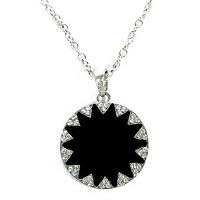 Black_Geometric_Sunburst_Siver-tone_Necklace0.jpg