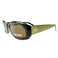 Harley Davidson HDS 5009 Women's Sunglasses in gold