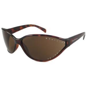 Harley Davidson HDS 484 Women's Wrap Sunglasses
