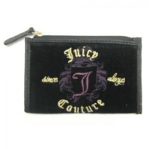 JUICY COUTURE Velour J Key Purse
