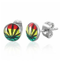 Marijuana_Colorful_Stud_Earrings0.jpg