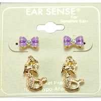 Mermaid_Gold_Tone_Stud_Earrings0.jpg