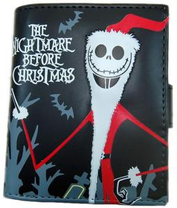 Nightmare before Christmas Tri-fold Wallet
