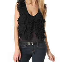 Romeo_and_Juliet_Couture_Ruffle_Black_Vest0.jpg
