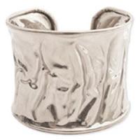 Silver_Metal_Wrinkled_Cuff_Bracelet0.jpg
