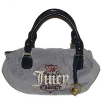 JUICY COUTURE Freestyle Velour Tote