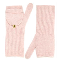 JUICY COUTURE Long Pop Mittens