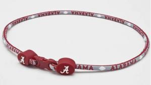 College Team Titanium Sport Necklaces
