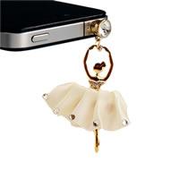 Anti-Dust Plug for Phone Ballerina