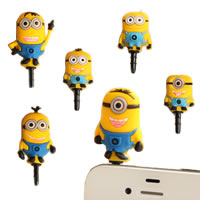 Anti-Dust Plug for Phone Despicable Me Minions