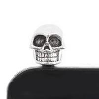 Anti-Dust Plug for Phone Skull