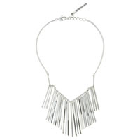 BCBGeneration Fringe Necklace