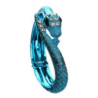 Blue Snake Bracelet