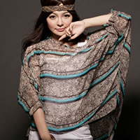 Bohemian Chic Top Cover up