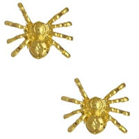 Cam & Zooey Spider Stud Earrings