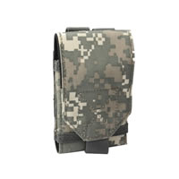 Camouflage Phone Velcro Belt Pouch