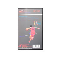 DL Sports Medicine Kinesiology Pre-cut Tape Sport Series for Wrist Support