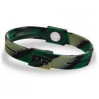 EFX Silicone Sport Wristband  Camouflage
