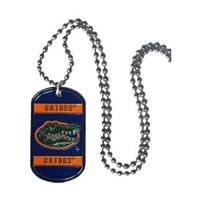 Florida Gators Dog Tag Necklace