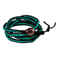 Handmade Trendy Turquoise Wrap Bracelet