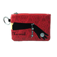 Key Purse Charmed