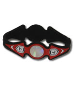 Lidun Energy Shield Bracelet (Red)