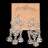 Lucky Brand Teardrop Earrings